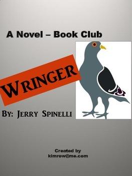 Book Club - Wringer