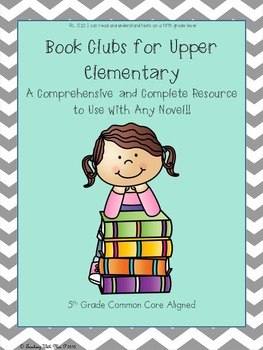 Book Clubs - A Comprehensive and Complete Resource to Use
