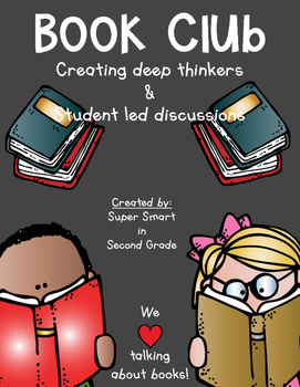 Book Clubs - Deep Thinkers and Discussion