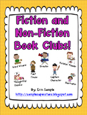 Book Clubs for Fiction or Non-Fiction Texts with Student Roles