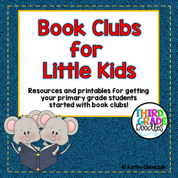Book Clubs for Little Kids