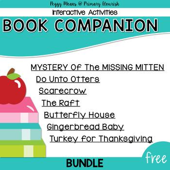 Book Companions {Growing Bundle}