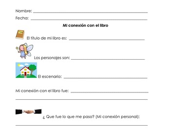 Book Connections (Spanish)