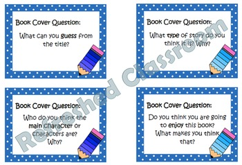 Book Cover Questions