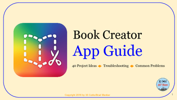Book Creator App Guide - Project Ideas, Troubleshooting, a