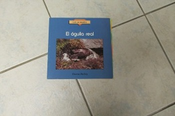 Book - El aguila real - Los animales by Donna Bailey