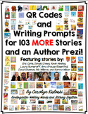 MORE QR Codes and Writing Prompts for Author Studies