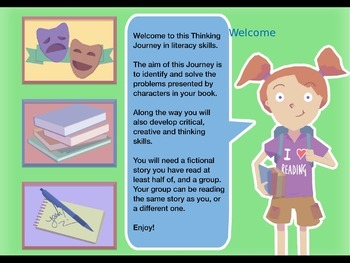 Book Explorer Thinking Journey (pwpt)