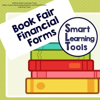 Book Fair Money Forms
