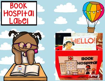 Book Hospital Freebie