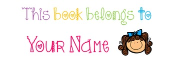 Book Labels