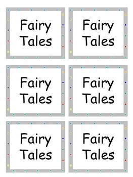 Book Labels-Gray Polka Dots