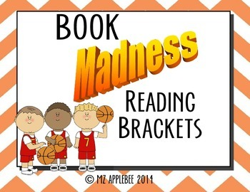 Book Madness Reading Brackets