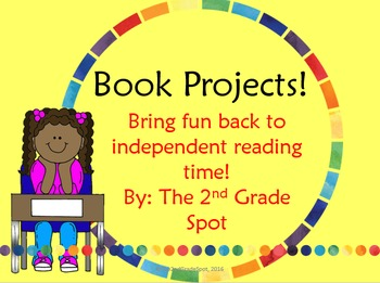Book Projects!