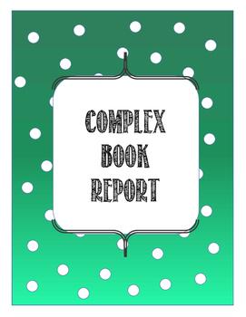 Book Report (complex)