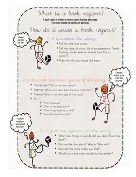 Book Report Example: What is it? How do I write a book rep