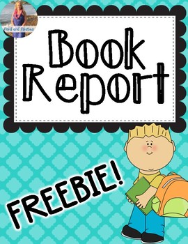 Book Report! **Freebie**