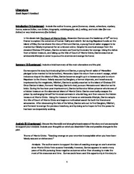 Book Report Guide