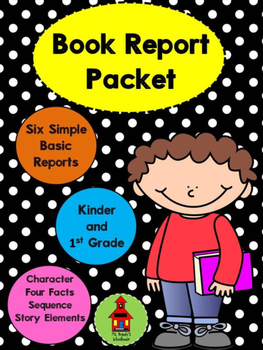 Book Report Packet