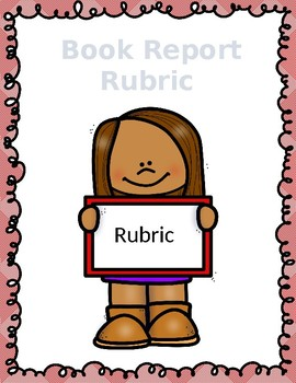 Book Report/Poster Project Rubric