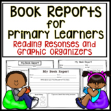 Book Reports For Primary Students