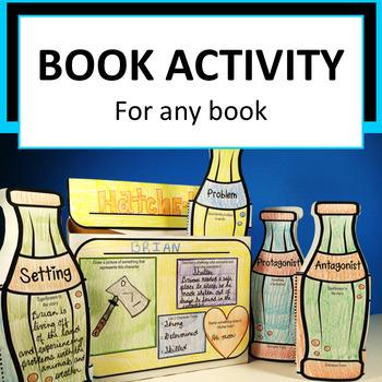 Book Reports: Book in a Bottle!