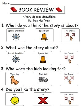 Book Review - A Very Special Snowflake