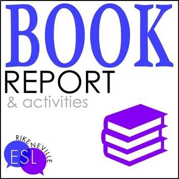 Book Review / Book Report