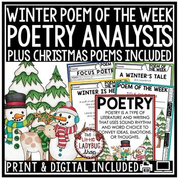 Christmas Poetry & Christmas Poem of The Week