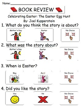 Book Review - Celebrating Easter