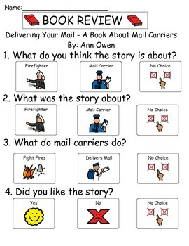 Book Review - Delivering Your Mail - A Book About Mail Carriers