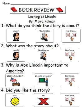 Book Review - Looking at Lincoln
