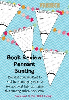 Book Review Pennant Bunting