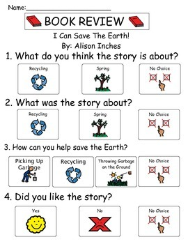 Book Review - Save the Earth