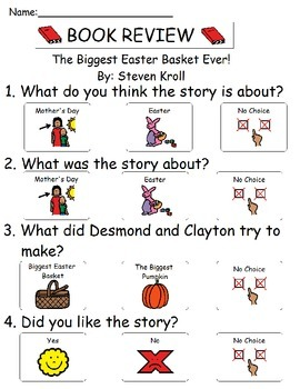 Book Review - The Biggest Easter Basket Ever!