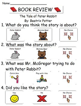 Book Review - The Tale of Peter Rabbit