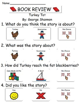 Book Review - Turkey Tot