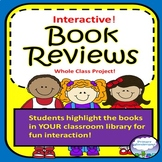 Book Reviews Opinion Writing Activity