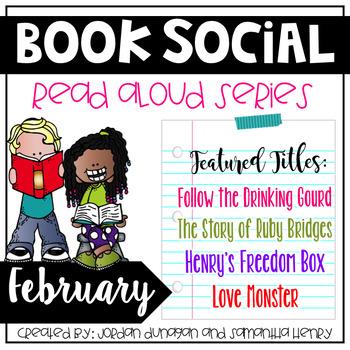 Book Social - February Bundle