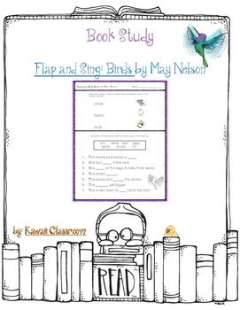 Flap and Sing Birds: Vocabulary