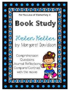 Book Study: Helen Keller by Margaret Davidson