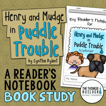 Henry and Mudge in Puddle Trouble {A Book Study}