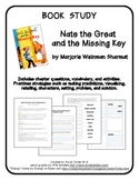 Book Study: Nate the Great and the Missing Key by Marjorie