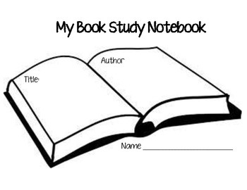 Book Study Notebook