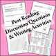 Pink and Say - Book Study Activities