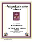 Book Study The Teacher from the Black Lagoon