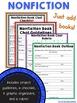 Book Talk Bundle - Fiction & Nonfiction: No Prep!