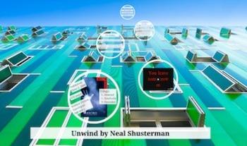 Book Talk: Unwind by Neal Shusterman