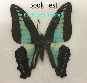 Book Test for A Cut Above
