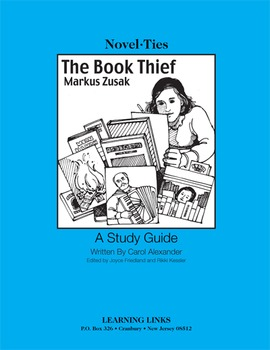 Book Thief - Novel-Ties Study Guide